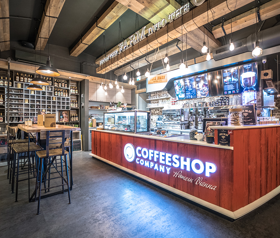 Coffeeshop Company – From the farm into the cup.